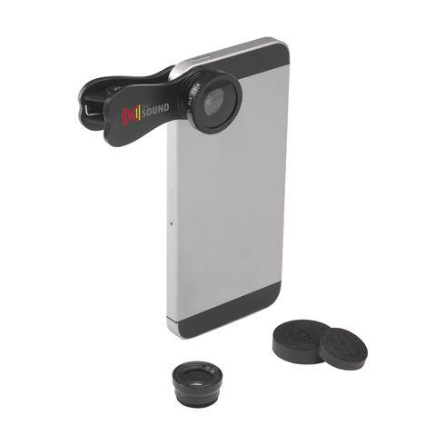 ClipOn 3-in-1 Lens set