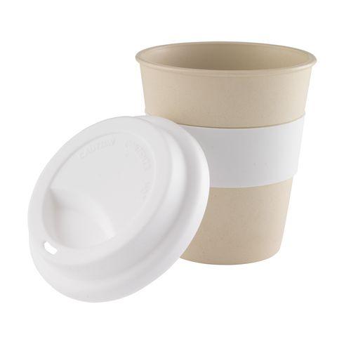 Bamboo Coffee Travel Mug · 350 ml