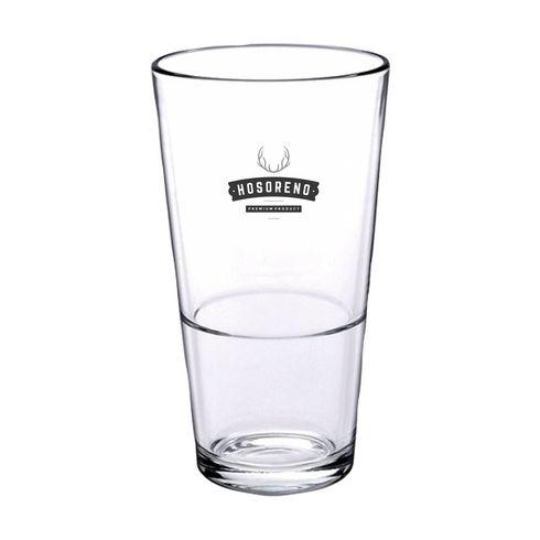 Beer Glass Stackable 340 ml