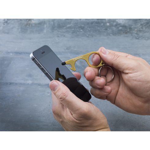 No-Contact Stylus Tool keyring