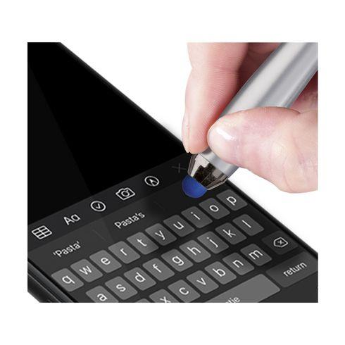 Athos® touchscreen pen with coloured non-slip grip