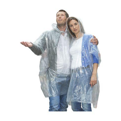 Clear poncho/raincoat