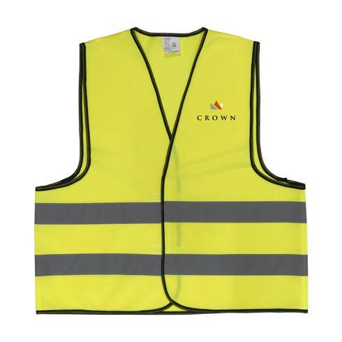 SafetyFirst safety vest