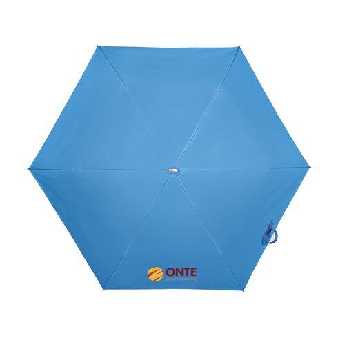 Ultra retractable umbrella