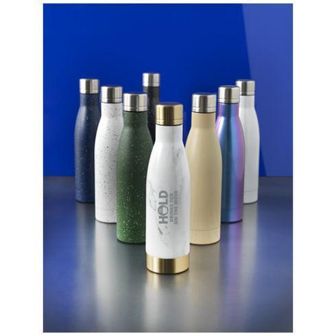 Vasa 500 ml wood-look copper vacuum insulated bottle