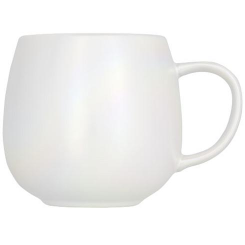 Glitz 420 ml iridescent ceramic mug