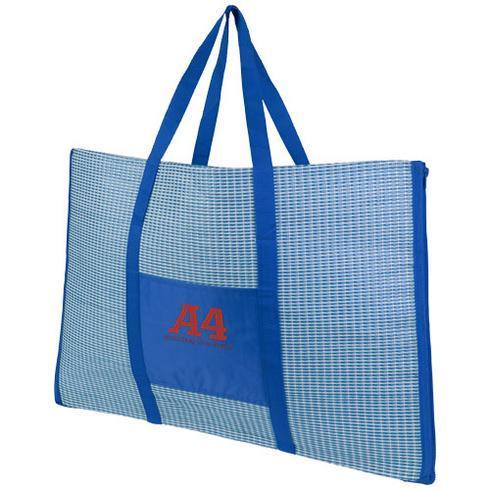 Bonbini foldable beach tote and mat