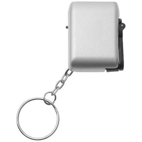 Carina dual LED keychain light