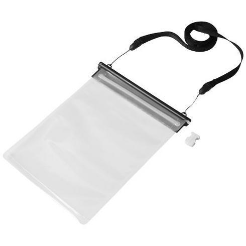 Splash waterproof mini tablet touchscreen pouch