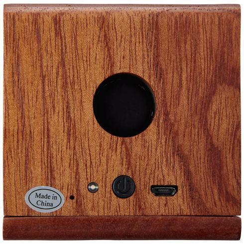 Seneca wooden Bluetooth® speaker