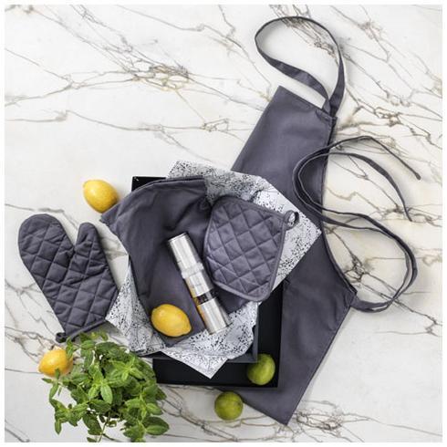Dila 3-piece kitchen set in a pouch