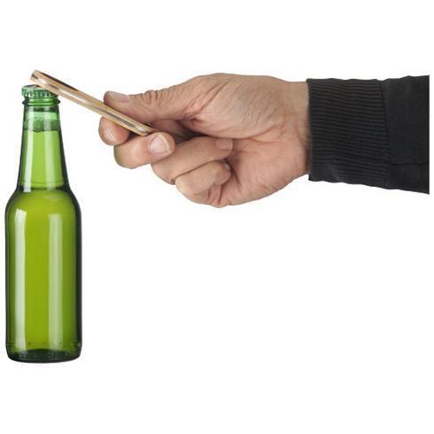 Barron bamboo bottle opener