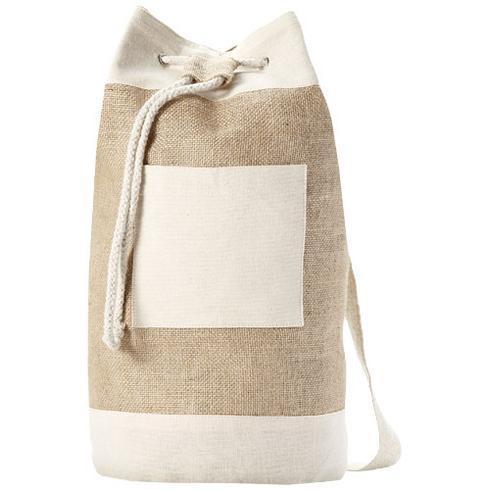 Goa jute sailor duffel bag