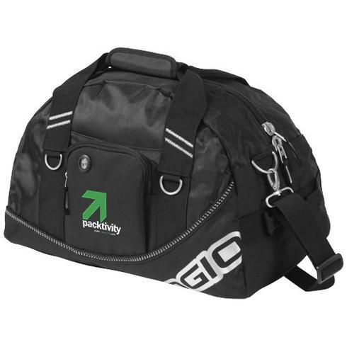 Half-dome duffel bag