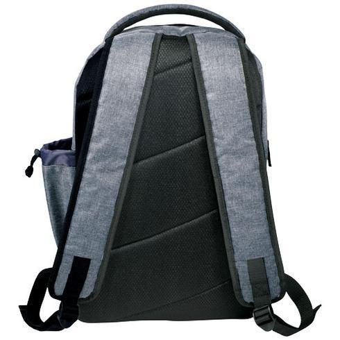 "Graphite-slim 15"" laptop backpack"