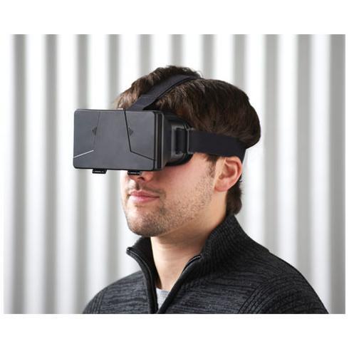Hank virtual reality headset