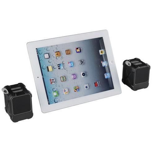 Bond outdoor waterproof Bluetooth® speakers