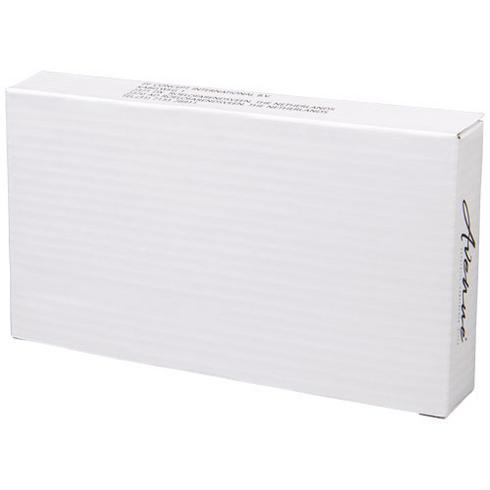 Plate 8000 mAh aluminium power bank
