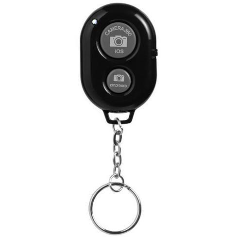 Selfie Bluetooth® remote shutter keychain