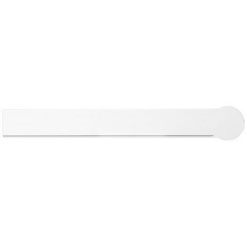 Loki 30 cm circle-shaped plastic ruler
