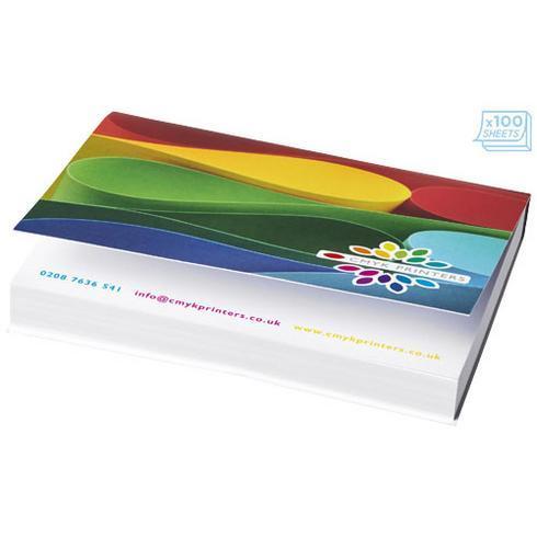 Sticky-Mate® A7 soft cover sticky notes 100x75