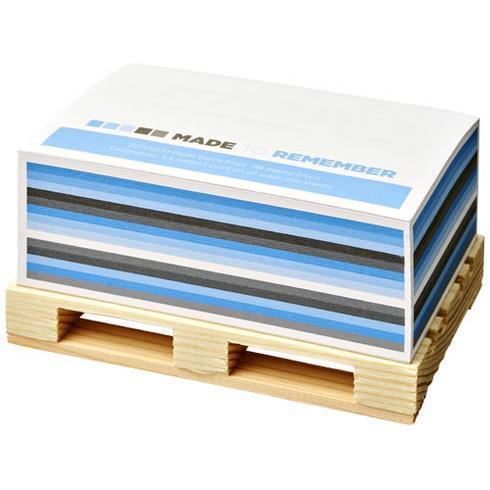 Block-Mate® Pallet 2B memo block 120x80