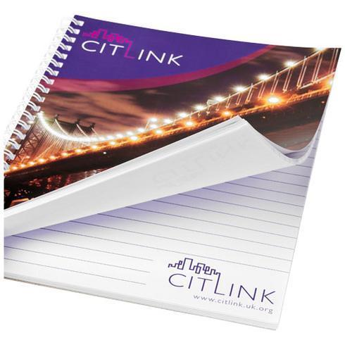 Desk-Mate® wire-o A4 notebook