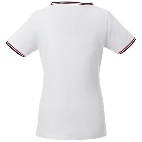 Elbert short sleeve women's pique t-shirt
