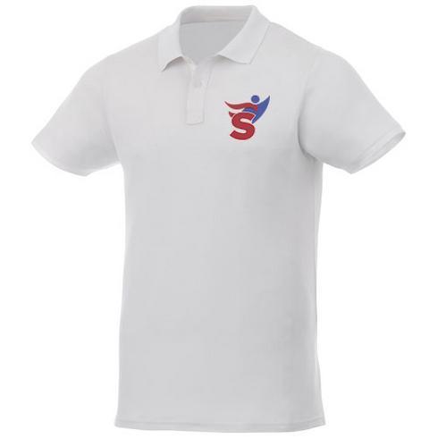 Liberty short sleeve men's polo